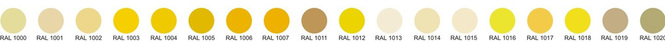 Колена водосточные с покраской RAL